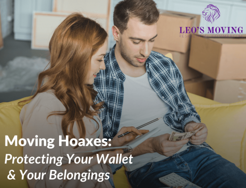 Moving Hoaxes: Protecting Your Wallet & Your Belongings